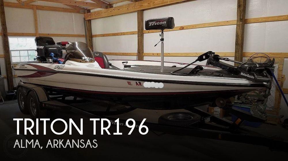 2008 Triton TR196