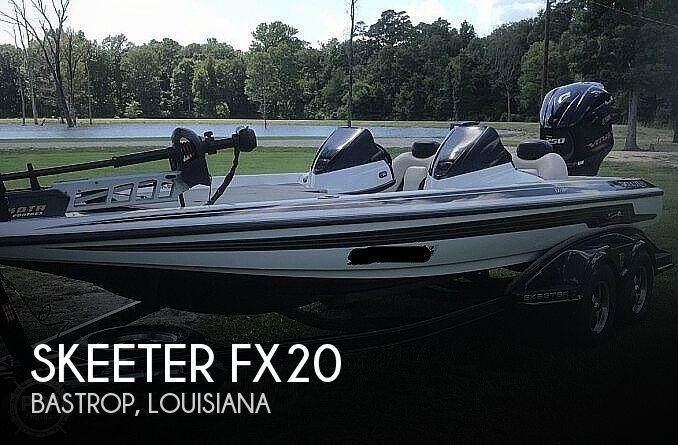 2011 Skeeter FX20