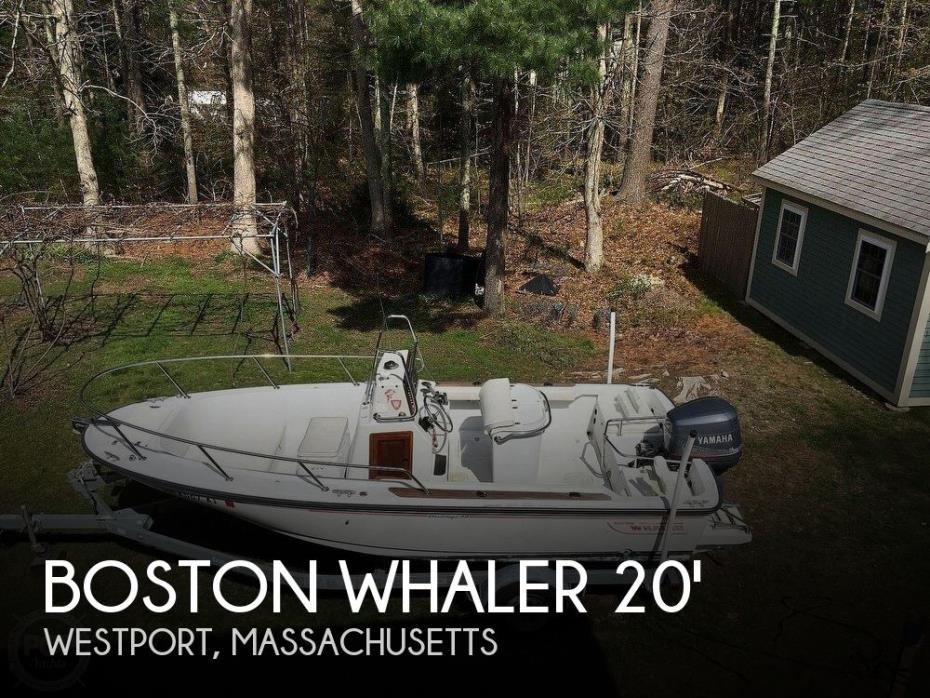 Boston Whaler 21 Outrage Boats for sale