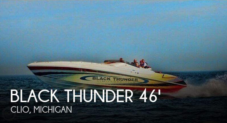 2002 Black Thunder 460 XT EC Limited Edition