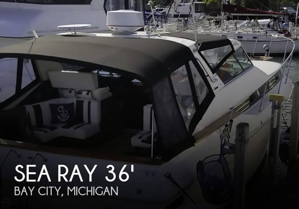 1979 Sea Ray SRV360 Express Cruiser