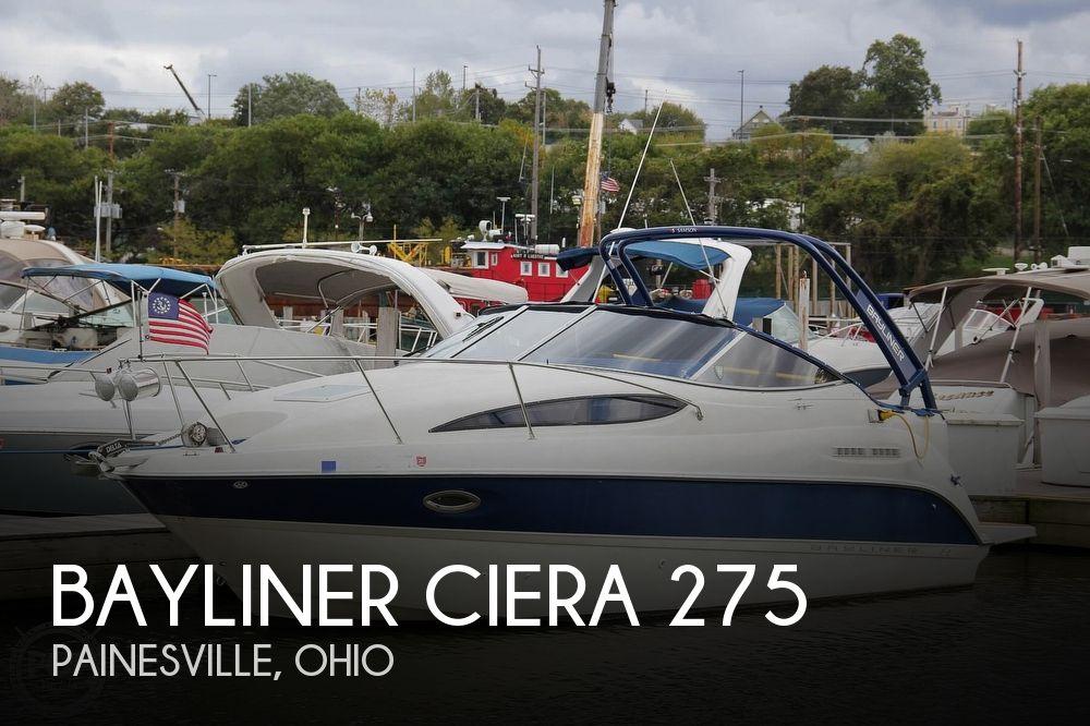 2005 Bayliner Ciera 275