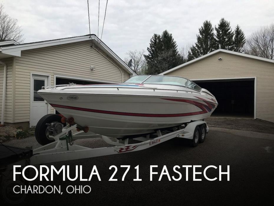 2001 Formula 271 Fastech