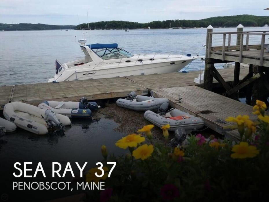 1994 Sea Ray 37 Express Cruiser