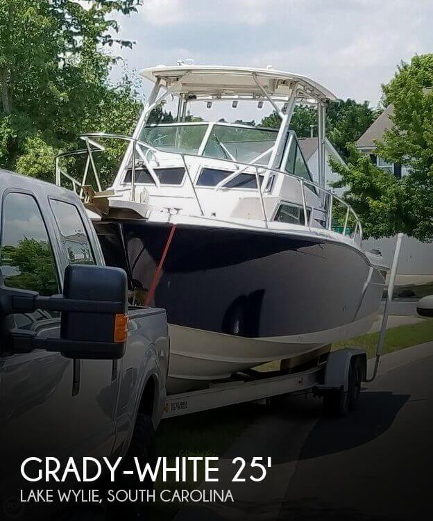 1990 Grady-White Sailfish 252 Sportbridge