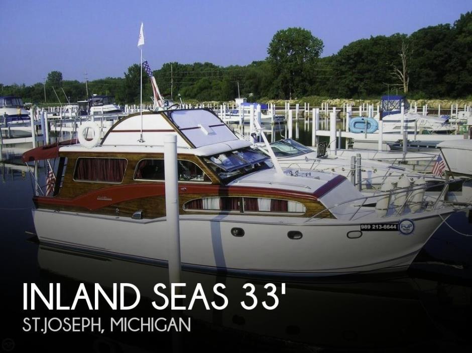 1961 Inland Seas 3306 STEEL CLIPPER