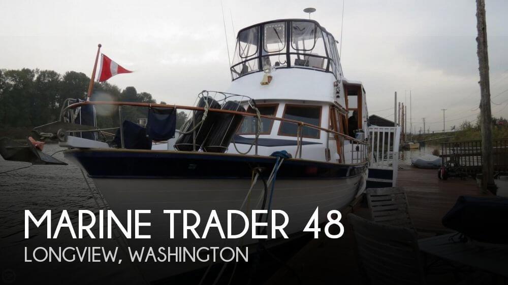 1981 Marine Trader Labelle