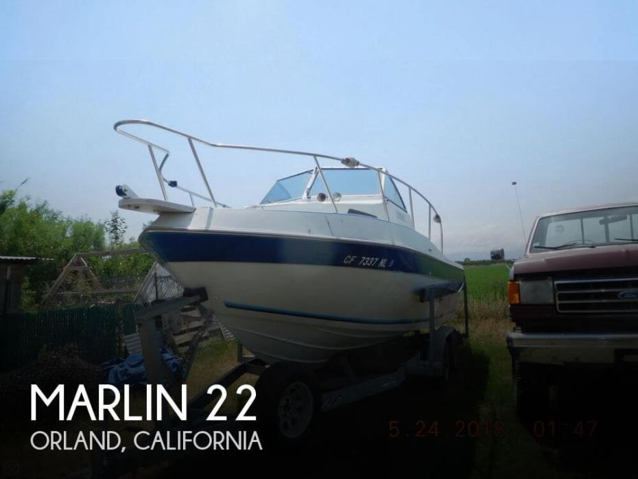 1993 Marlin 220 SL Chinook