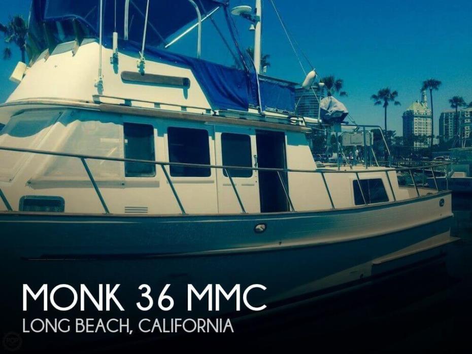 1986 Monk 36 MMC