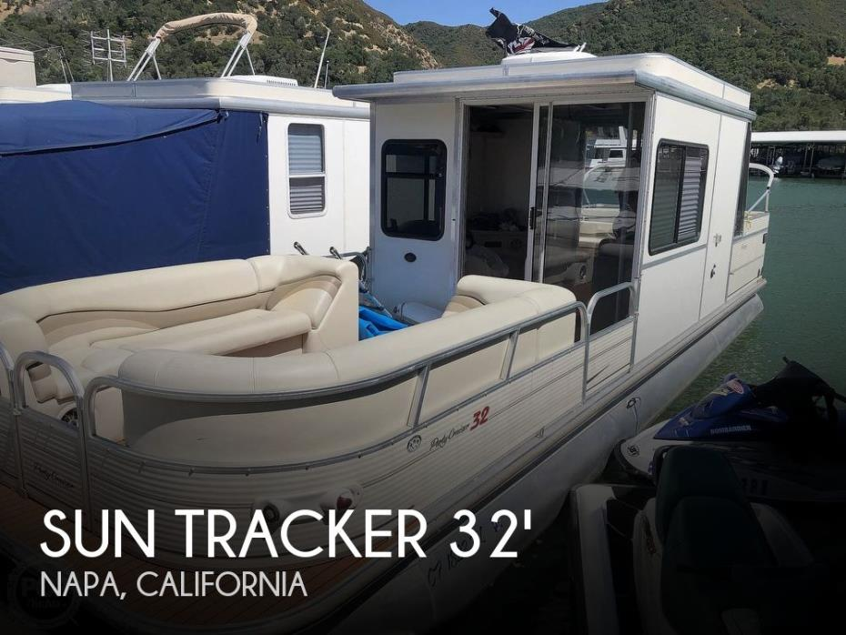2007 Sun Tracker 32 Party Cruiser Regency Edition