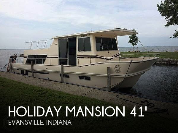 1988 Holiday Mansion Coastal Barracuda 38