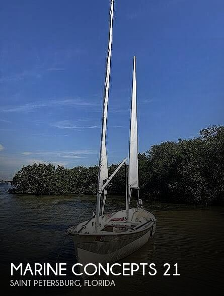 2008 Marine Concepts Sea Pearl 21