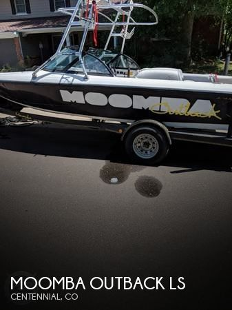 1999 Moomba Outback LS