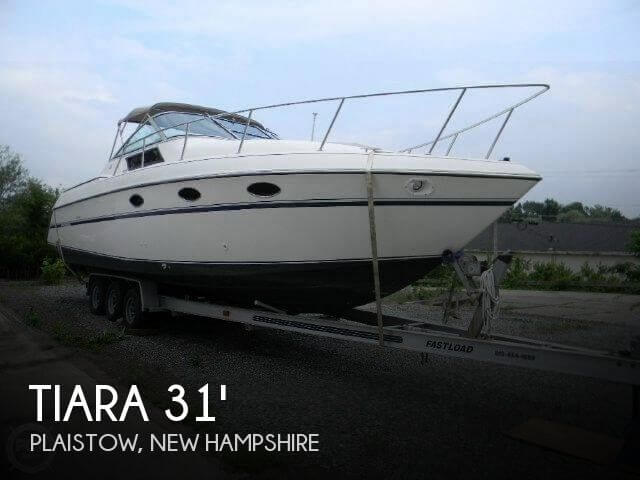 1988 Tiara Slickcraft 310 SC