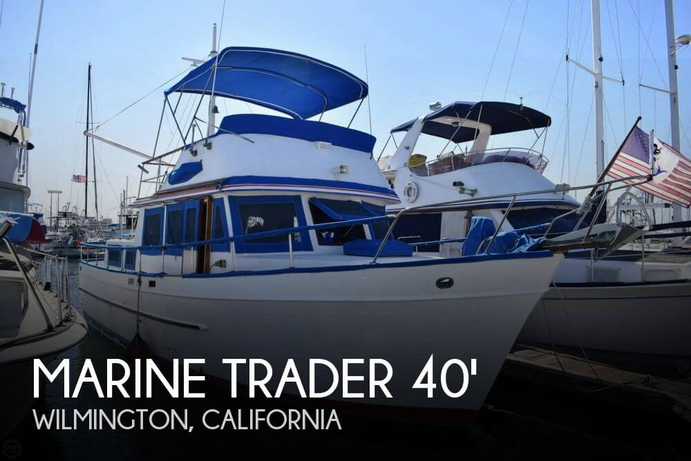 1979 Marine Trader 40 Double Cabin