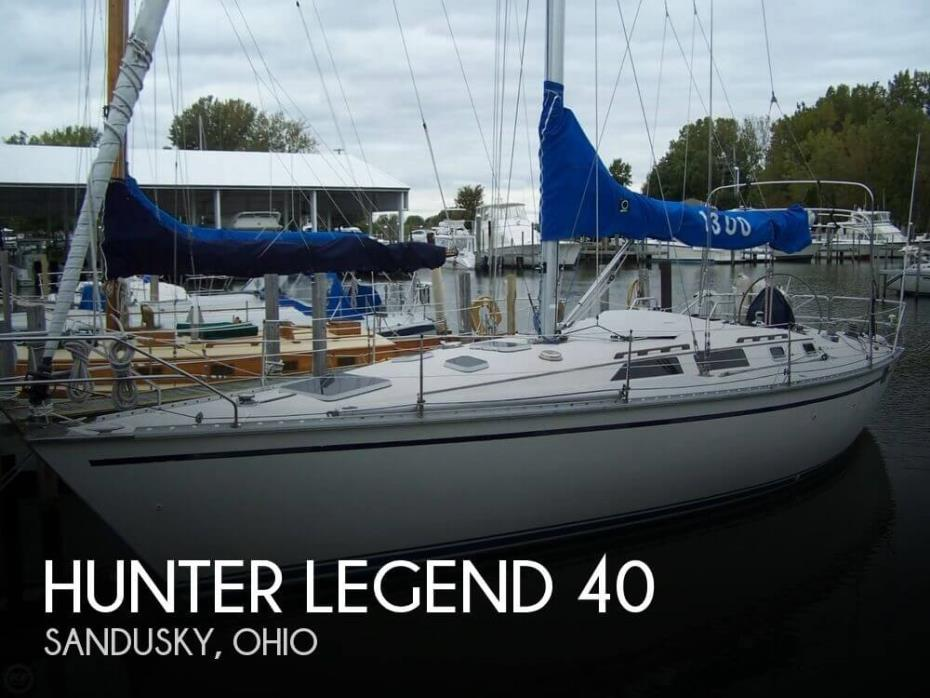 1989 Hunter Legend 40