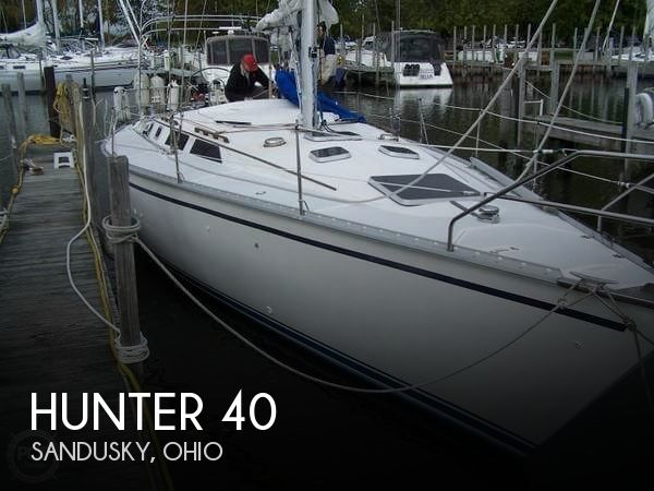 1989 Hunter 40