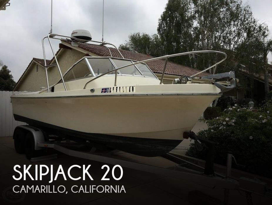 1978 Skipjack 20
