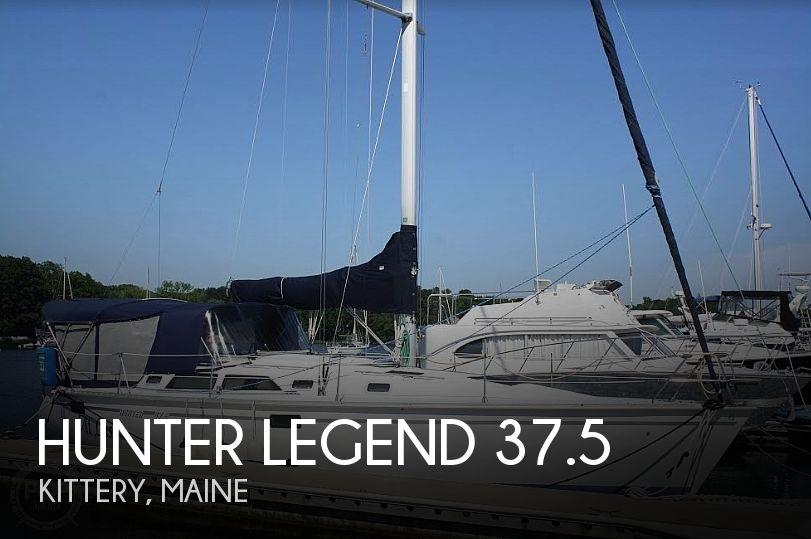 1996 Hunter Legend 37.5