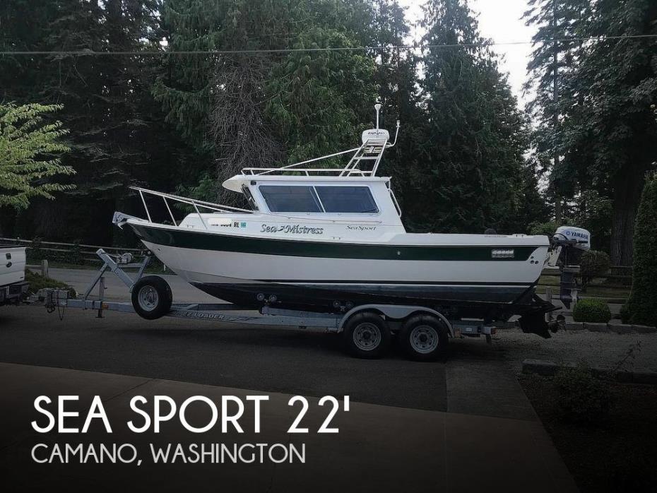 2003 Sea Sport Sportsman 2200
