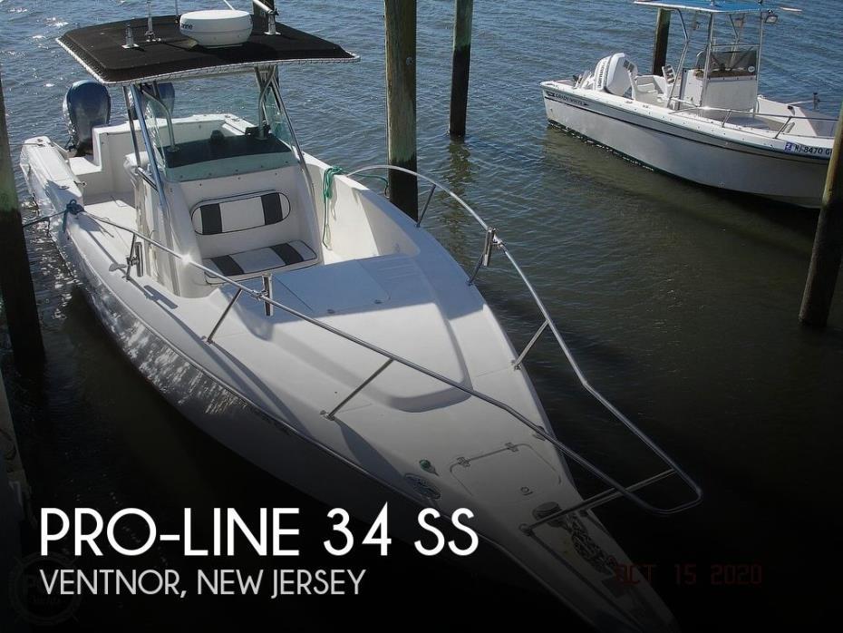 1998 Pro-Line 34 SS