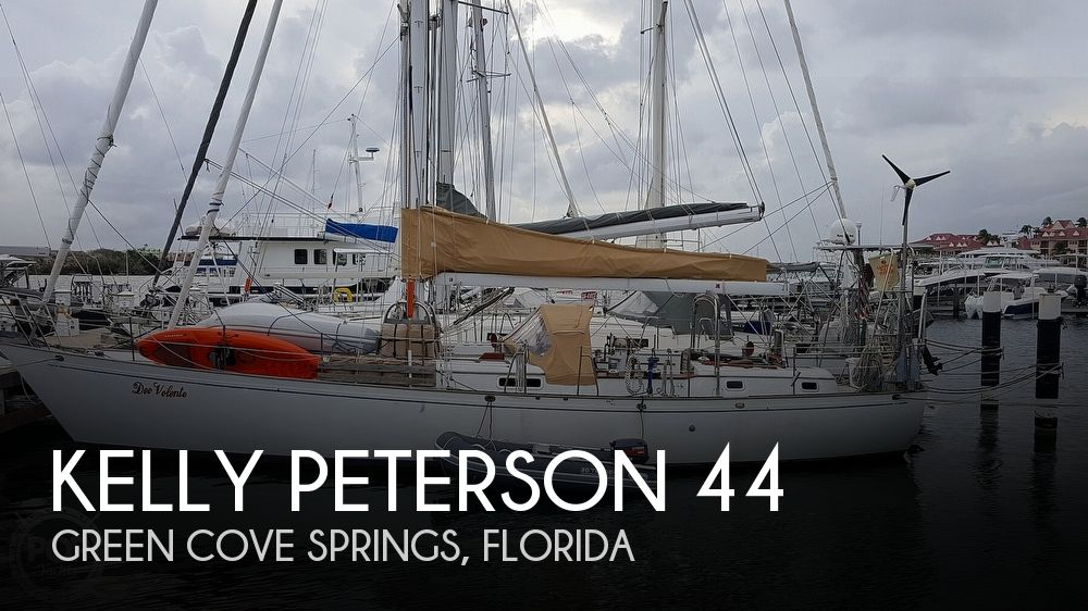 1977 Kelly Peterson 44