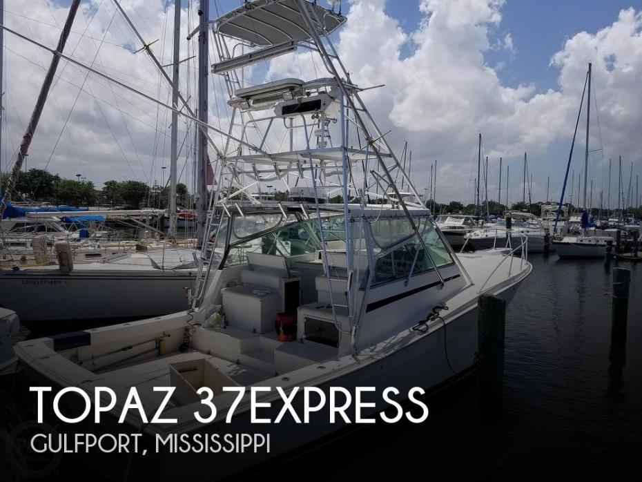 1989 Topaz 37 Express