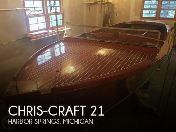 1937 Chris-Craft 21