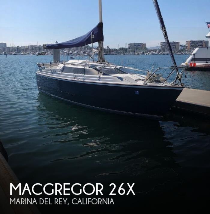 1999 MacGregor 26X