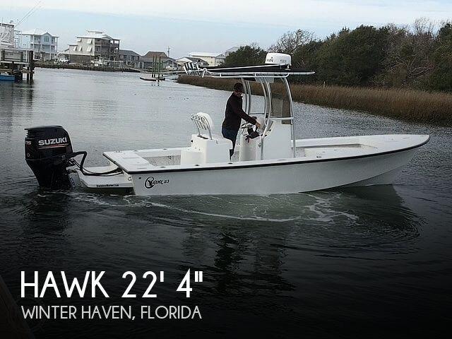 2017 C-Hawk 23