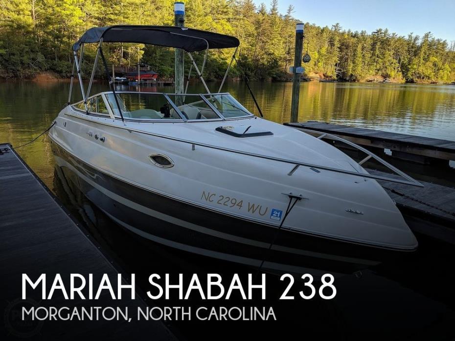 2001 Mariah Shabah 238