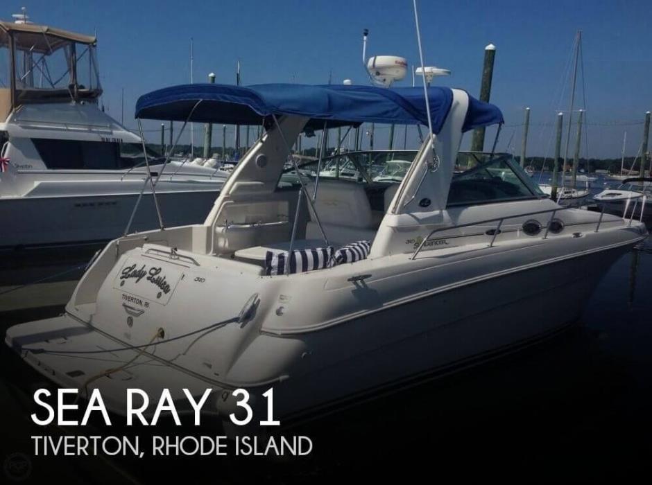 2002 Sea Ray 31