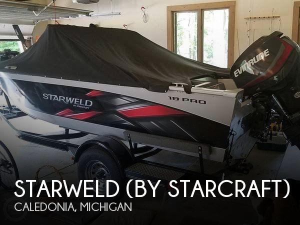 2015 Starweld (by Starcraft) 18 Pro