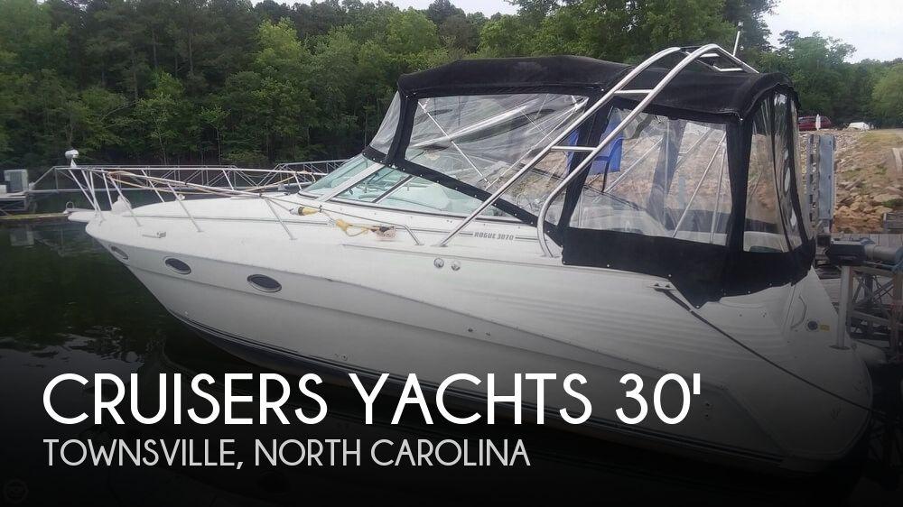 1994 Cruisers Yachts Rogue 3070