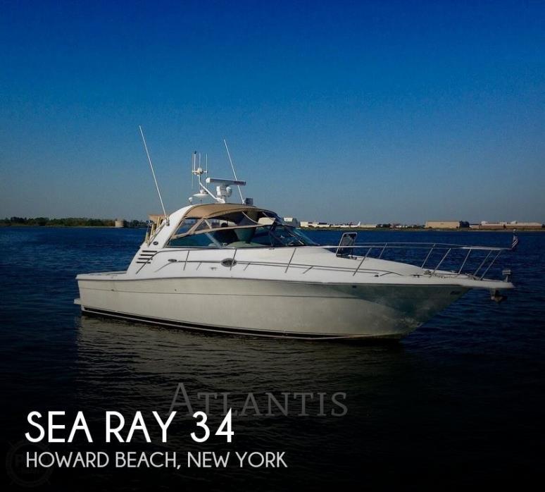 2002 Sea Ray Amberjack