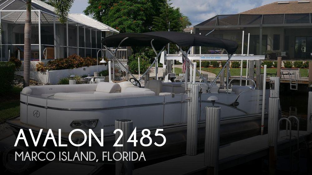 2013 Avalon Catalina 2485 ENT