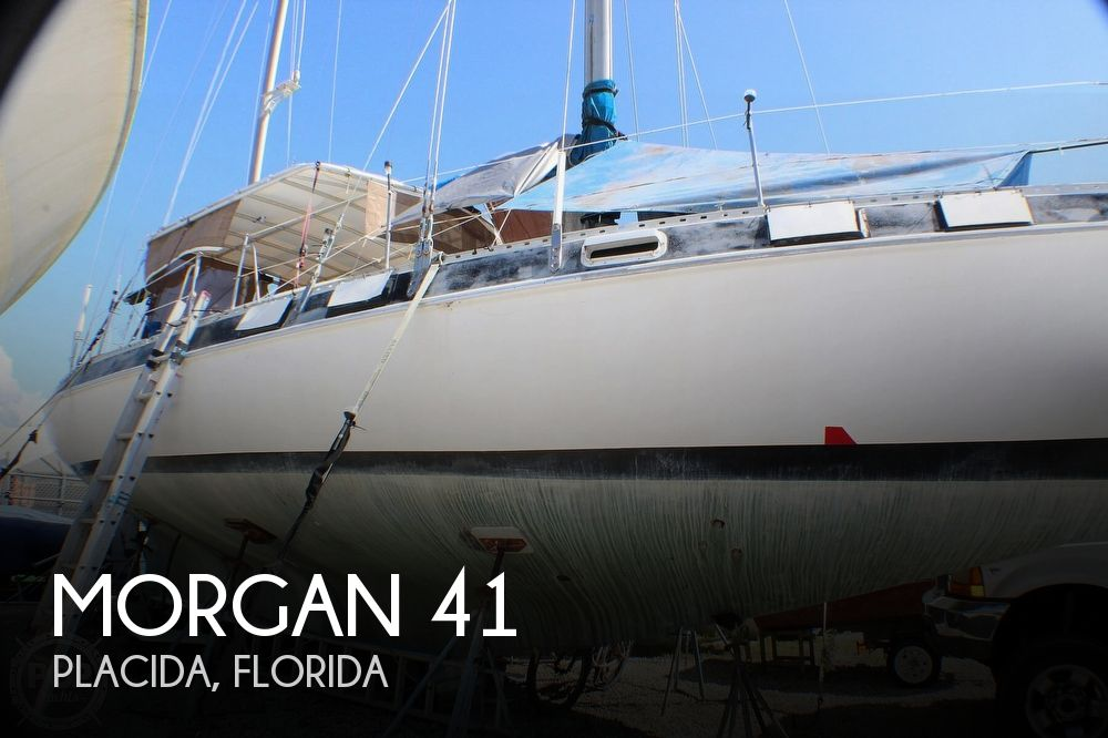 1983 Morgan Out Island 41
