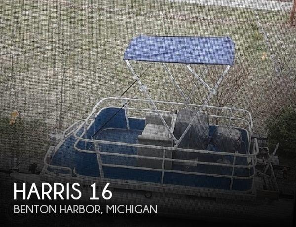 1978 Harris 16