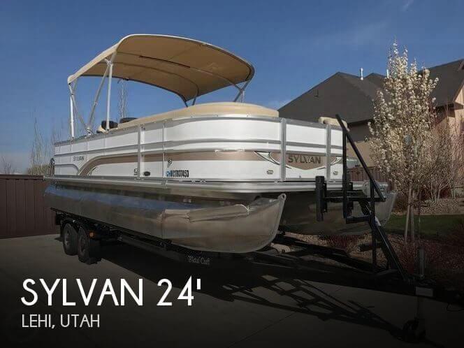 2016 Sylvan Mirage 8522 Party Fish LE-R