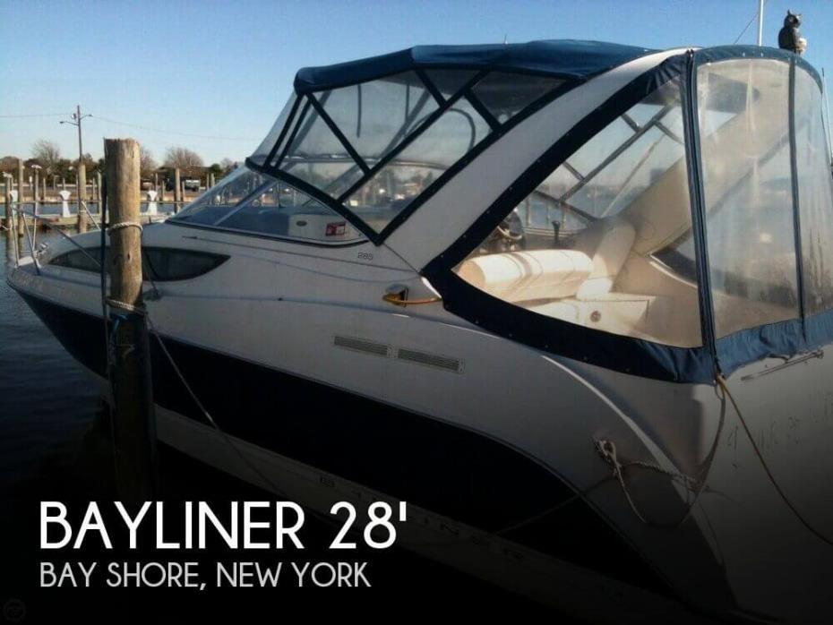 2004 Bayliner Ciera 285 SB