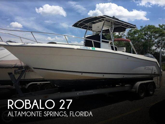 2001 Robalo 2620 Tournament Edition
