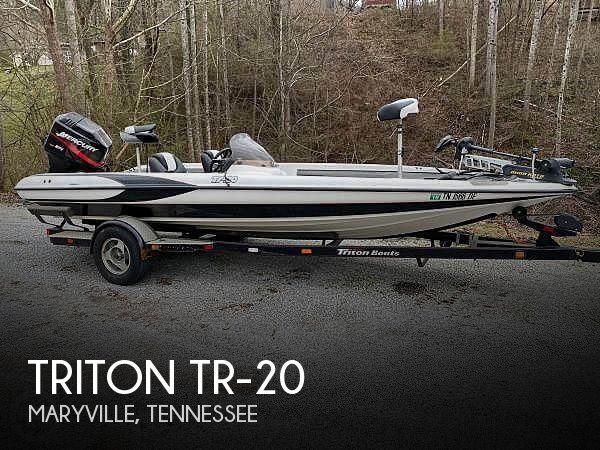 2000 Triton TR-20
