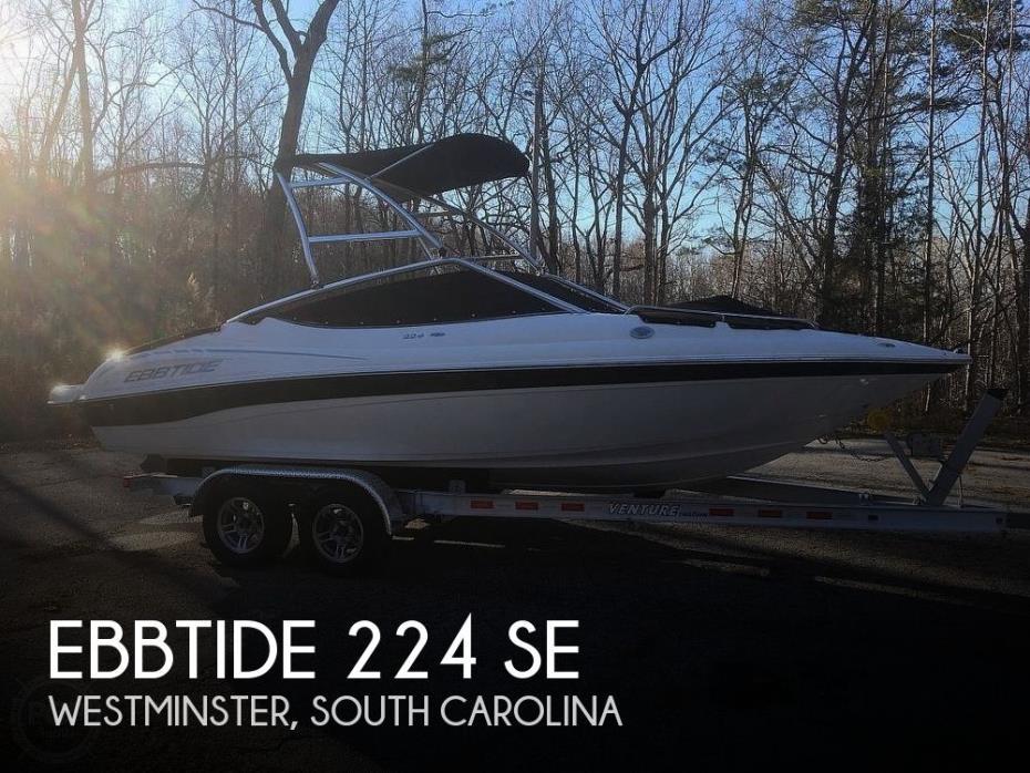 2012 Ebbtide 224 SE