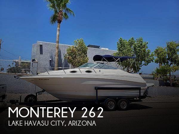 1999 Monterey Cruisers 262