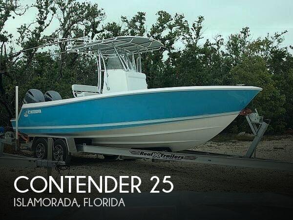 2018 Contender 25T