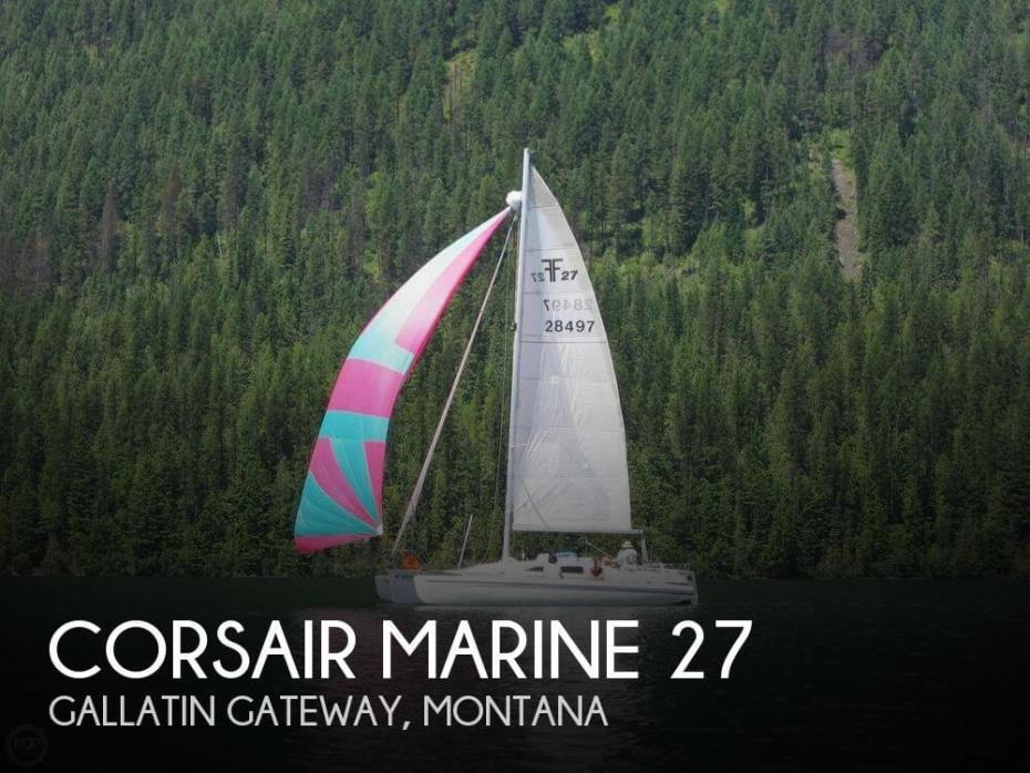 1993 Corsair Marine 27