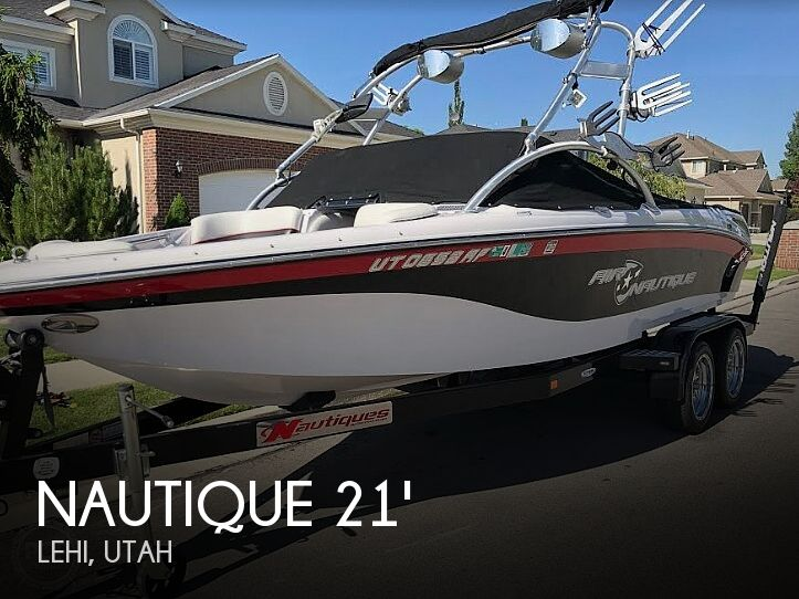 2008 Nautique Air Nautique Team 211