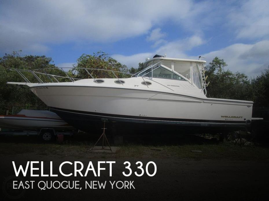1999 Wellcraft 33 Coastal