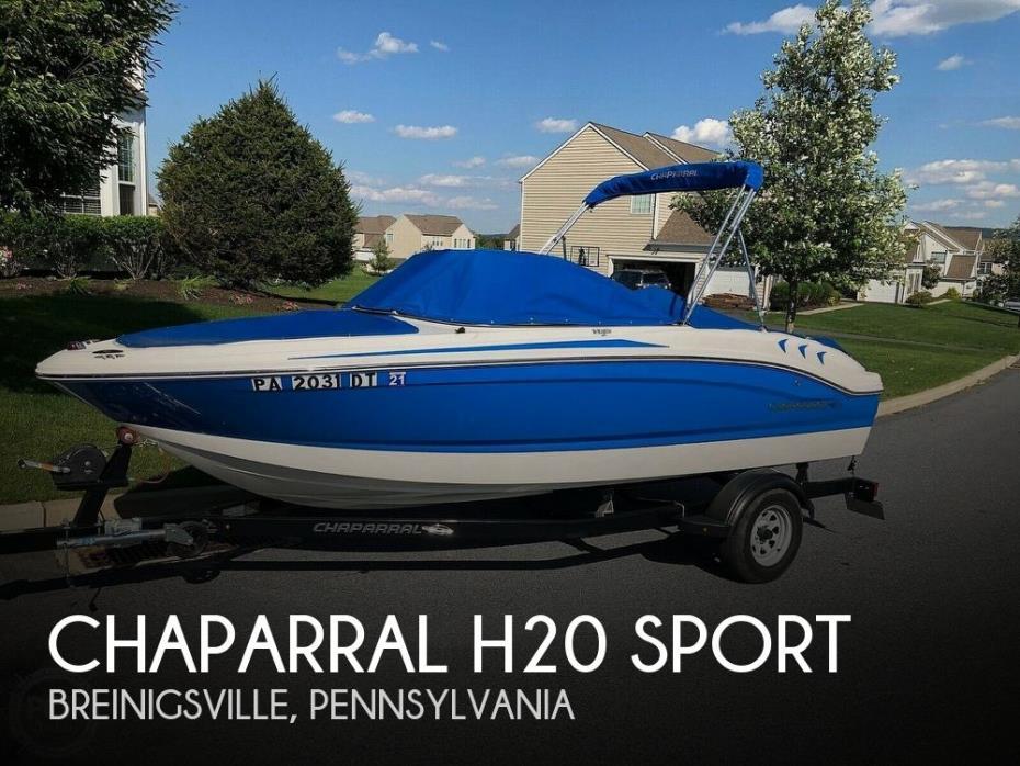 2017 Chaparral H20 Sport