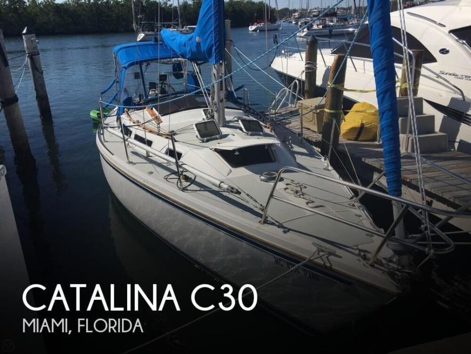1985 Catalina C30